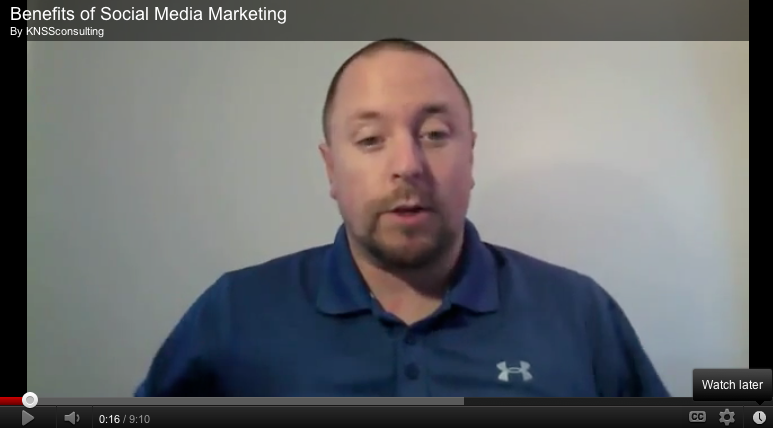 Brandon Krieger -Benefits-Of-Social-Media-Marketing