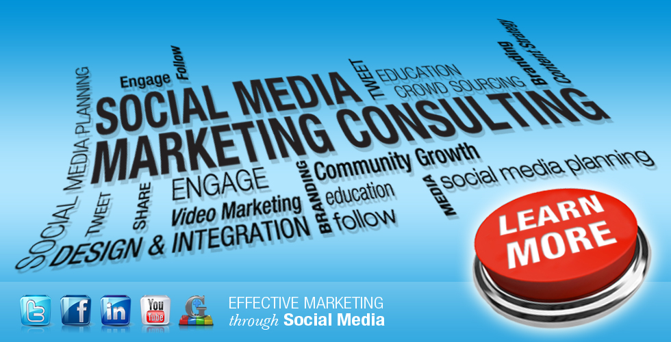 3 Social Media Marketing Consulting