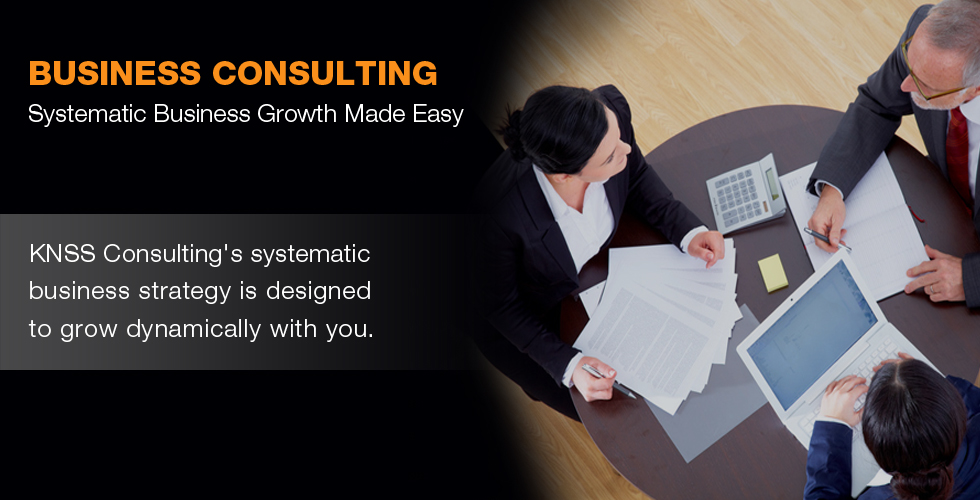 5 Business Consulting
