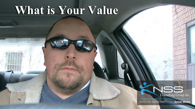Brandon Vlog 7 – What Is Your Value?