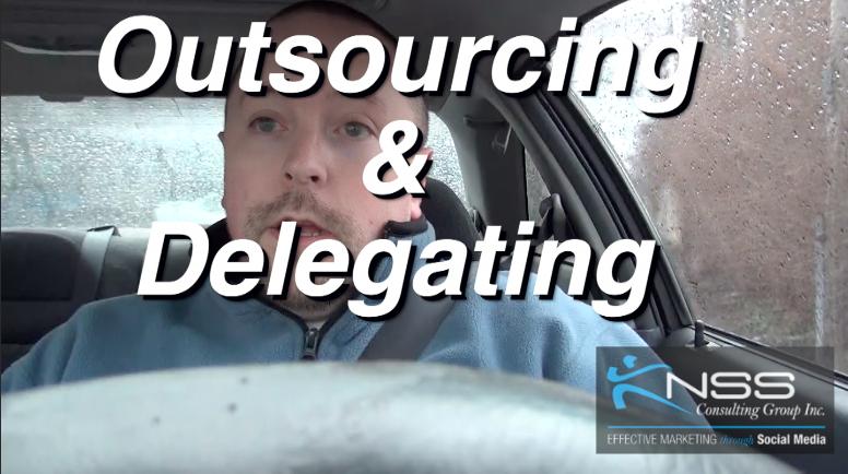 Brandon Vlog 15 – Outsourcing and Delegating