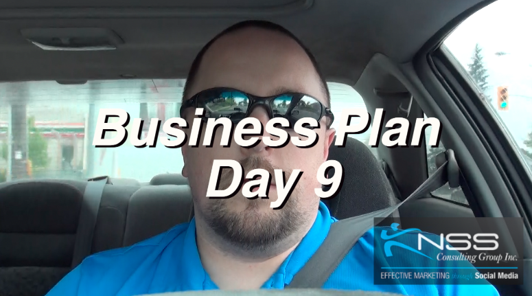 Brandon Vlog 25 – Intermittent Fasting Day 9 Business Plan