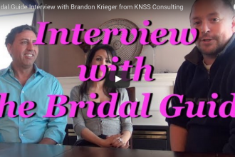 My Interview with The Bridal Guide