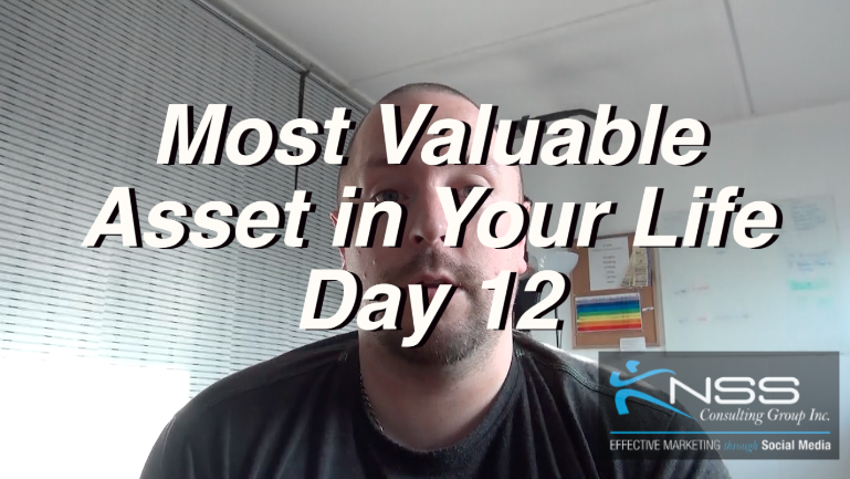 What is Your Most Valuable Asset? Intermittent Fast Day 12 -Brandon Vlog 28