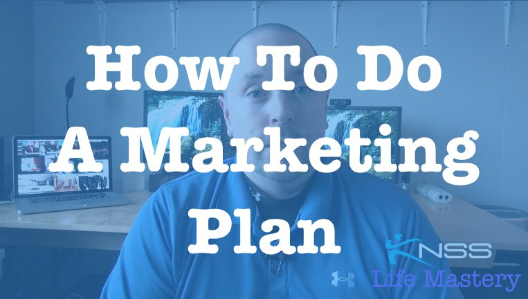 How To Do A Marketing Plan