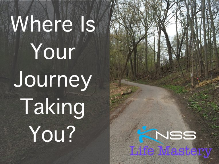 Where Is Your Journey Taking You?