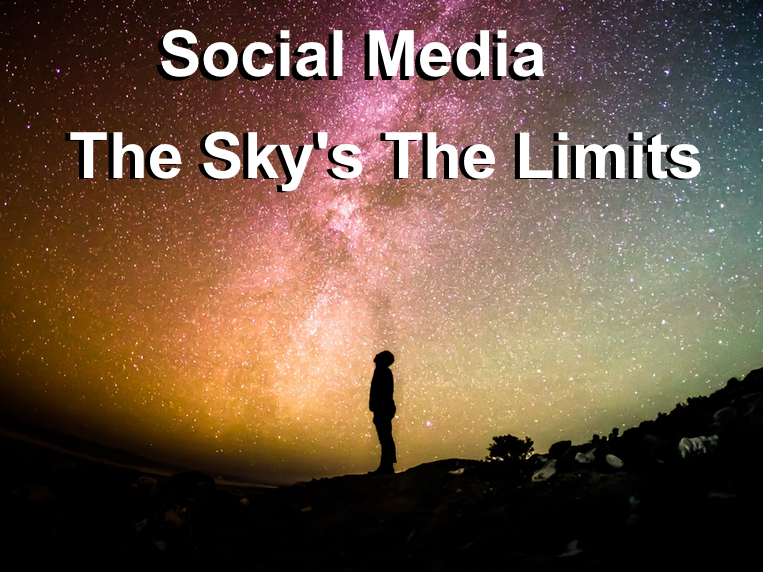 Social Media - The skys the limit - KNSS Consulting
