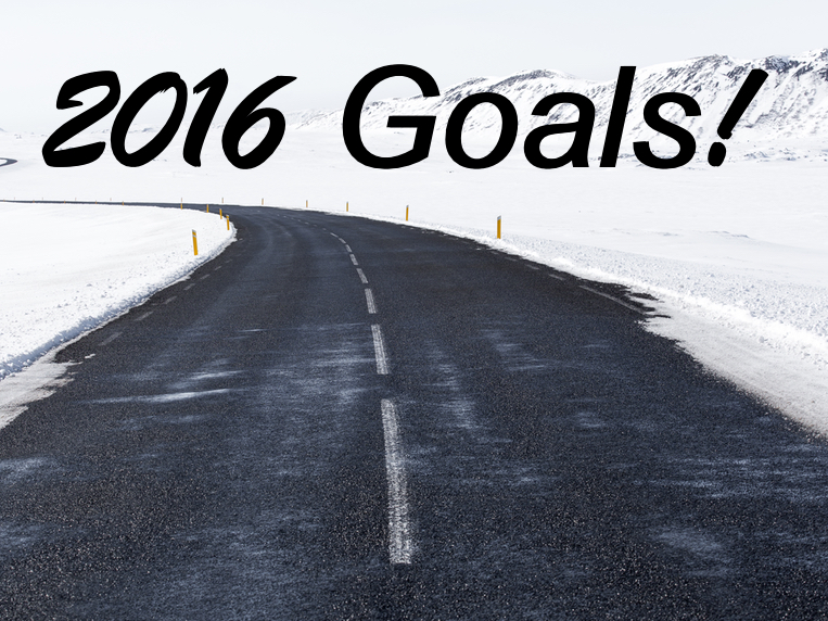 What Are Your 2016 Goals?