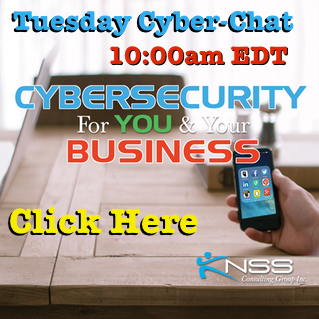 Tuesday Blab Cybersecurity Chat -KNSS Consulting